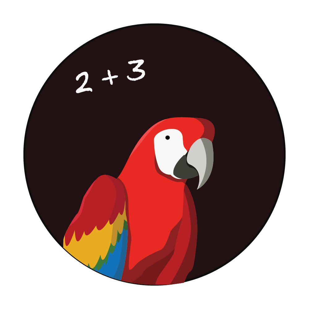 Educational Parrot Icon - August 3, 2018